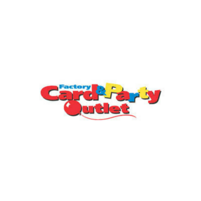 Factory Card and Party Outlet Radio commercial voice over